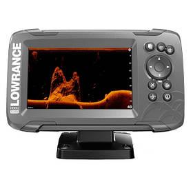 Ехолот LOWRANCE HOOK2-5X з GPS і датчиком SPLITSHOT