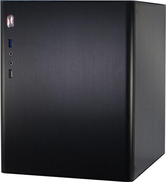 Компьютерный корпус DTS E-D5 USB 3.0, Mini ITX, без БП