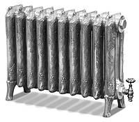 Радиаторы чугунные старинный стиль The Ribbon