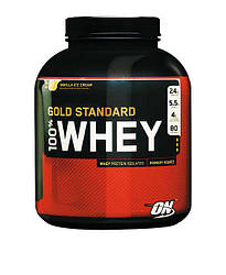ON 100% WHEY Gold Standard 2,27кг - double rich chocolate