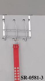 Крючки для одежды SR-0581-3, навесные