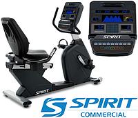 Велотренажер для домашнего пользования Spirit CR900,Вертикальный,Магнитная,Вес 90 кг, 60, Профессиональное, BA100, 200, 14, Более 40