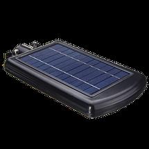 Светодиодный светильник на солнечной батарее 60W с датчиком движения. Led фонарь на столб, фото 3