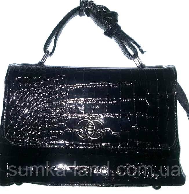 ed6ce9683d2b Женская черная лаковая сумка, клатч Премиум класса 24*15 см: продажа ...