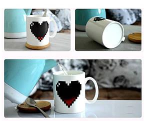 Чашка хамелеон Лайк