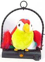 Игрушка попугай повторюшка 1018