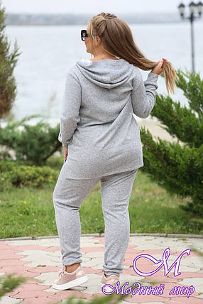 Женский спортивный костюм из ангоры батал (р. 48-90) арт. Алена, фото 2