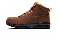 5137cbd8d7b1 Ботинки Nike Manoa Leather — Купить Недорого у Проверенных Продавцов ...
