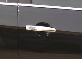 Накладки на ручки (4 шт) - Chevrolet Epica 2006+ гг.