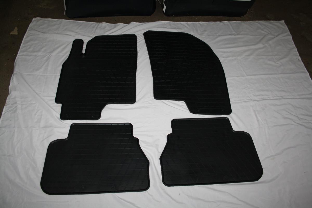 Резиновые коврики (4 шт, Stingray Premium) - Chevrolet Epica 2006+ гг.