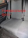Авточехлы (тканевые, Classik) - Chevrolet Epica 2006+ гг., фото 3