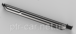 Боковые подножки Оригинал (2 шт) - Chevrolet Equinox