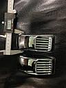 """Решетка на повторитель """"Прямоугольник"""" (2 шт, ABS) - Chevrolet Evanda 2000+ гг., фото 6"""