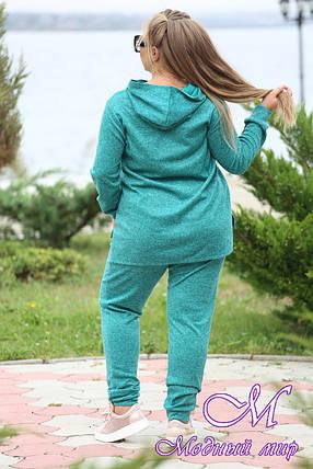 Теплый женский спортивный костюм из ангоры (р. 48-90) арт. Алена, фото 2