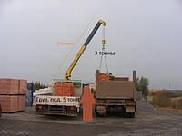 Кирпич красный на полетах по 500шт (Ахтырка, Золчев) манипулятором до 6 000шт. - 12 палет