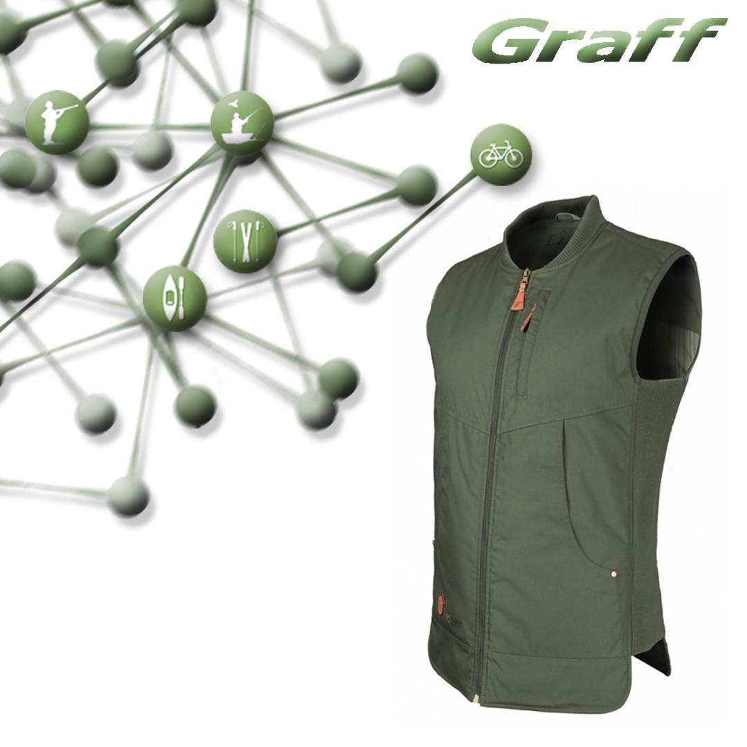 Охотничий жилет Graff 442-О