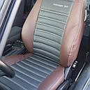 Авточехлы (кожзам, ECO) - Chevrolet Lanos, фото 2