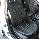 Авточехлы (кожзам, ECO) - Chevrolet Lanos, фото 3