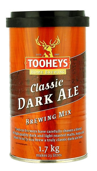 Экстракт пива Tooheys Classic Dark Ale 1,7кг