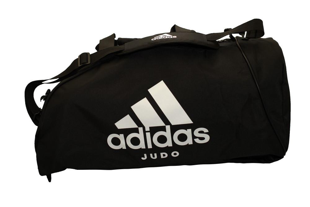 962ae4746b88 Сумка-рюкзак Adidas Judo 62х31х31 см (adiACC052J) Black/White - Интернет-