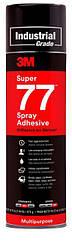 3М Super 77 Аэрозольный супер клей, объем 710 мл, США
