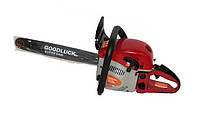Бензопила GoodLuck GCS 52-3,5 (2 шины, 2 цепи)
