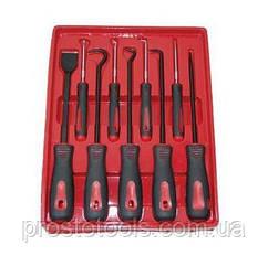 Набор крючков и скребков 9шт  Quatros QS14122