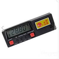 Цифровой угломер, электронный уклонометр, уровень 0-90 градусов