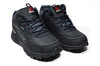 Зимние ботинки (на меху) мужские Reebok Classic (реплика) 2-076