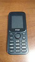Телефон Ergo F182 black б/у, фото 1