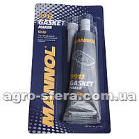 Герметик силиконовый серый до 230°С (пр-во Mannol)