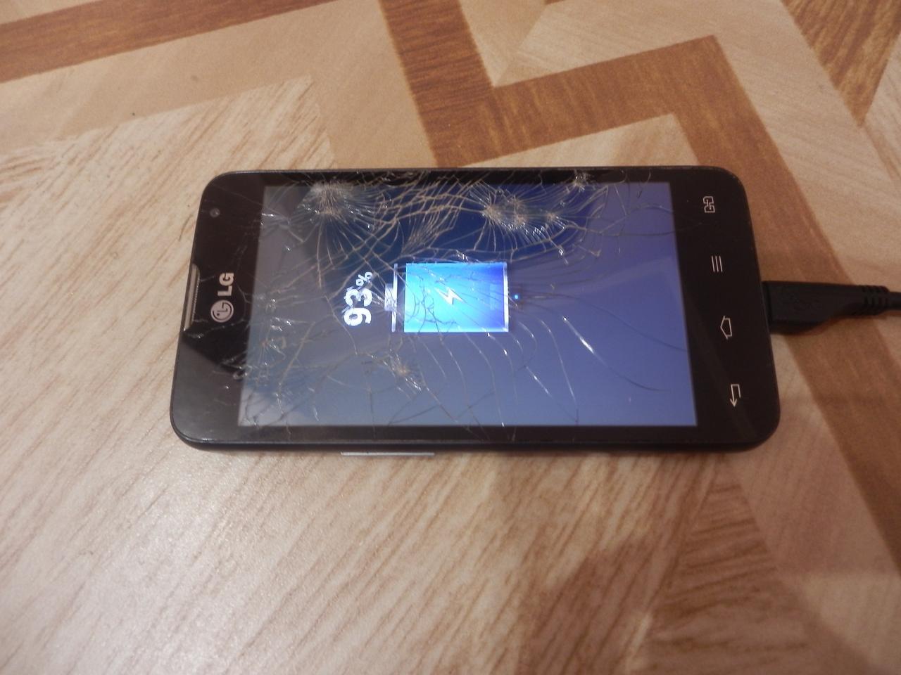 Мобильный телефон LG D285 №5672