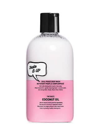 NEW! SOAP & SKIN COCONUT OIL Парфюмированный гель для душа Victoria's Secret (Виктория Сикрет) PINK, фото 2