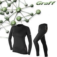 Комплект термобелья с ионами серебра Graff  900-1-D/901-1-D, фото 1