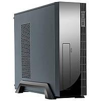 Компьютерный корпус Chieftec Uni UE-02B 250W чёрный, desktop/tower, mATX