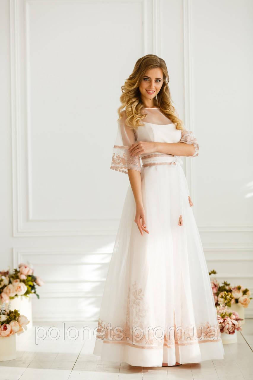 Ексклюзивна вишита сукня  продажа 75aeffa524bd9