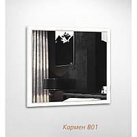 Дзеркало квадратне Кармен B01 БЦ-Стол, фото 1