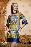 """Женское платье-туника """"Венеция №2"""", фото 1"""