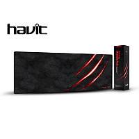 Коврик для мыши HAVIT HV-MP860 black/red