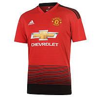 Футбольная форма Манчестер Юнайтед (Manchester United) 2018-2019 Домашняя
