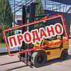 Дизельный вилочный погрузчик 3 тонны Hyundai HDF30-2 б/у