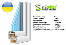 Окно Steko Innovation