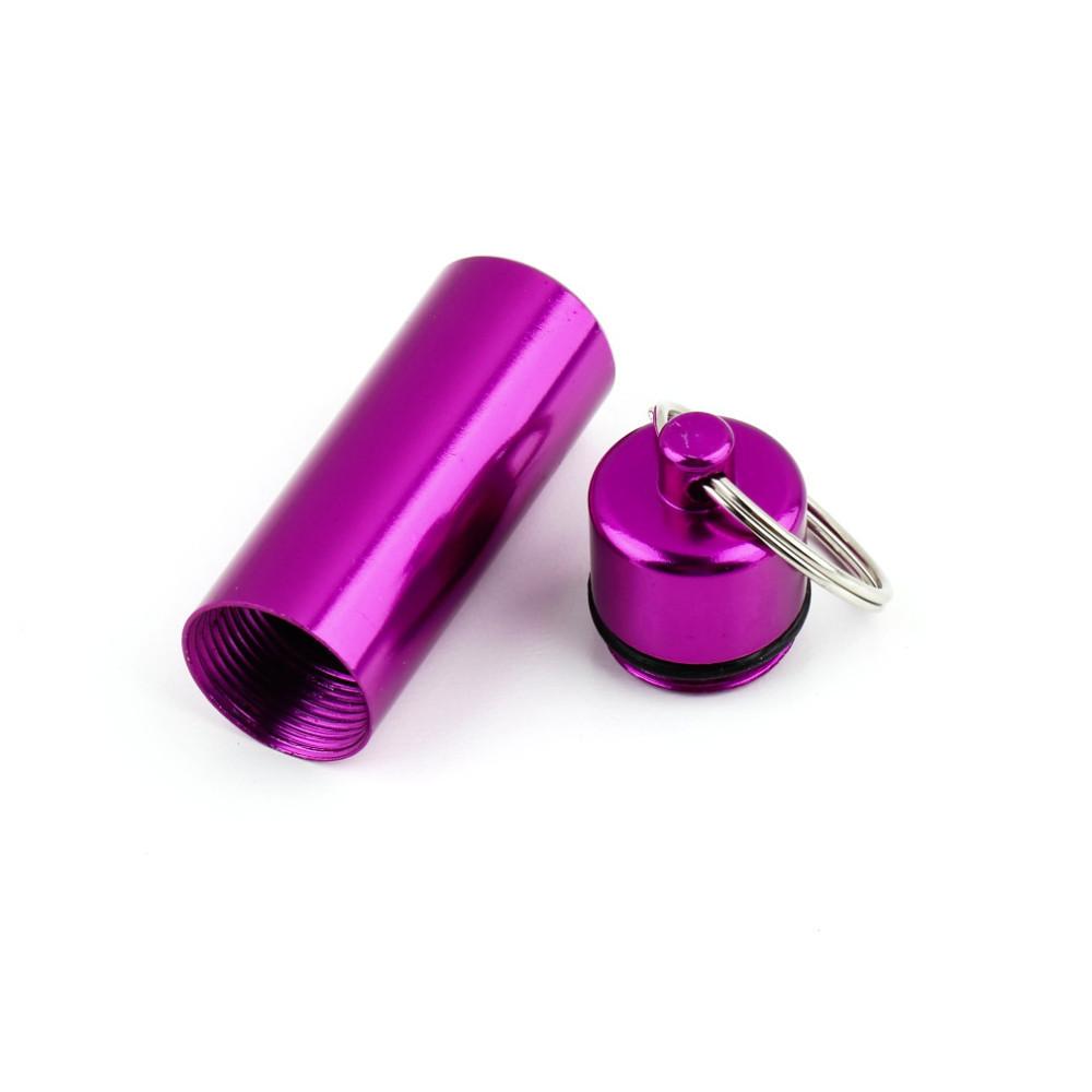 Походная туристическая гермо капсула Safe Pill Box