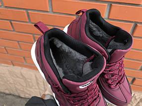 Кроссовки зимние женские в стиле Nike Air Max 95 , фото 2