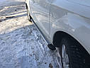 Боковые площадки Maya V2 (2 шт., алюминий) - Chevrolet Trax 2012+ гг., фото 5