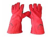 Перчатки спилковые (краги) EW 007