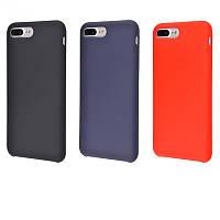 Totu Silky Smooth (soft like silicone Case) для Apple iPhone 7 Plus /8 Plus (3 цвета), фото 1