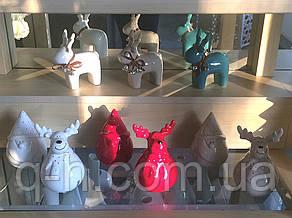 Стаэтка олень из керамики 12*5,5*14 см (1408-14), фото 2
