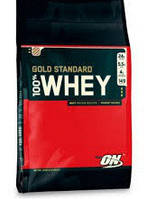 ON 100% WHEY Gold Standard GF 4,54кг - delicious strawberry