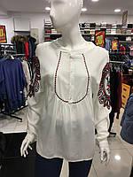 Блузка с вышивкой женская ESG